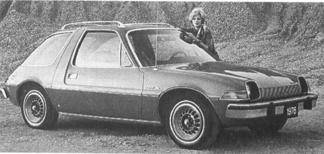 1976 AMC Pacer, 6-cyl.