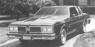 1984 OLDSMOBILE Delta 88 Royale, V-8