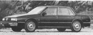 1987 OLDSMOBILE Delta 88 Royale, V-6