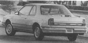 1988 OLDSMOBILE Cutlass Ciera, 4-cyl.