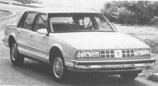 1989 OLDSMOBILE Ninety-Eight, V-6
