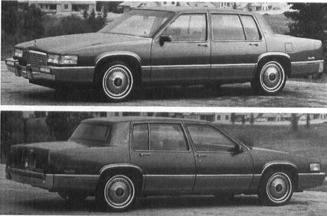 1990 CADILLAC - DeVille, V-8 | Old Cars Weekly Reports