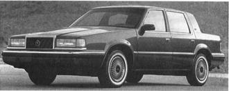 1990 CHRYSLER New Yorker, V-6