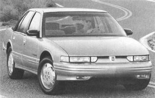 1992 OLDSMOBILE Cutlass Supreme, V-6