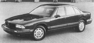 1995 OLDSMOBILE Eighty-Eight Royale, V-6