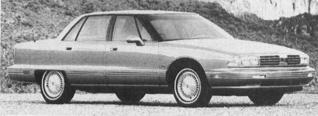 1996 OLDSMOBILE Ninety-Eight, V-6