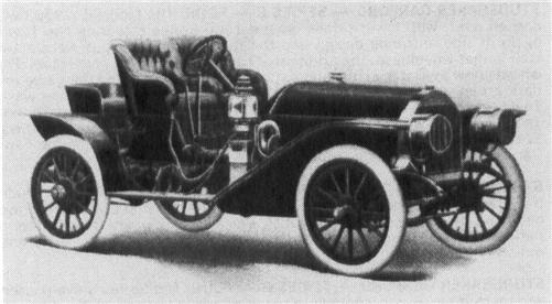 1908 STUDEBAKER Model H, 4-cyl., 30 hp, 104