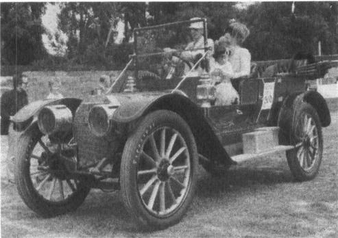 1910 OLDSMOBILE Limited, 6-cyl.