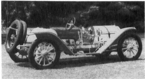 1911 Mercer  All