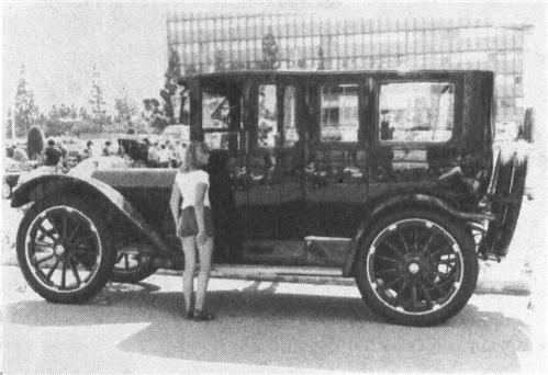 1911 OLDSMOBILE Limited, 6-cyl.