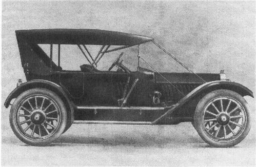 1912 OLDSMOBILE Limited, 6-cyl.