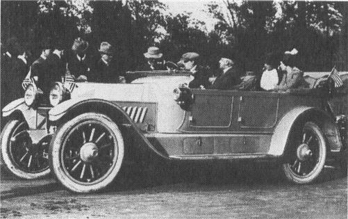 1914 OLDSMOBILE Model 54, 6-cyl.