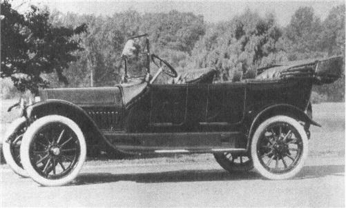 1914 STUDEBAKER Series 14, Model EB, 6-cyl., 121.3