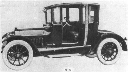1915 Cadillac Model 51 V 8 Old Cars Weekly Reports
