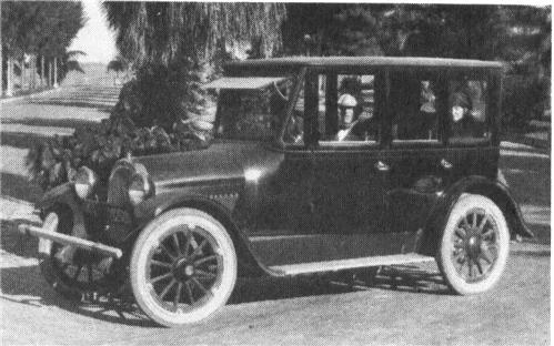 1919 OLDSMOBILE Model 37-A, 6-cyl.