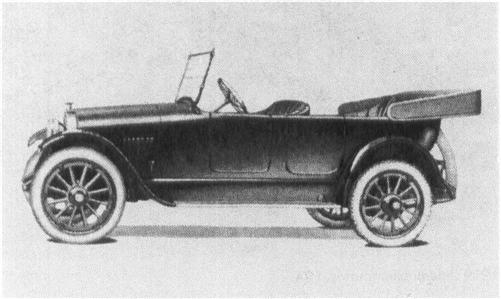 1920 OLDSMOBILE Model 37-A, 6-cyl.