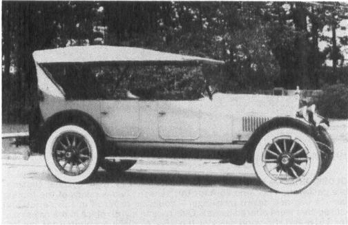 1921 OLDSMOBILE Model 43-A, 4-cyl.