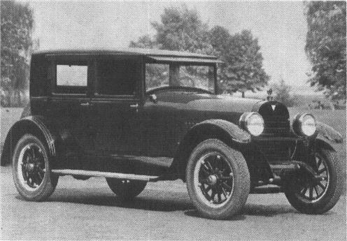 1925 HUDSON Super Six, 6-cyl.