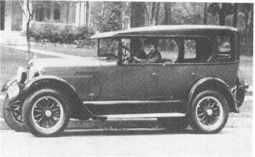 1925 STUDEBAKER Model EP, Big Six, 6-cyl., 120