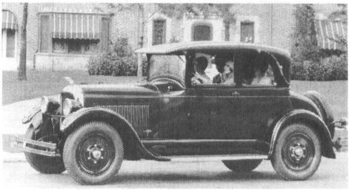 1927 STUDEBAKER Commander, Model EW