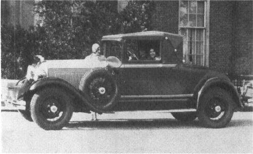 1928 STUDEBAKER President Eight, Model FA