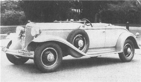 1931 CHRYSLER DeLuxe Series, CD, 8-cyl., 100 hp, 124
