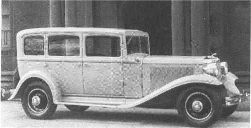 1931 CHRYSLER Series 70, 6 cyl., 116-1/2