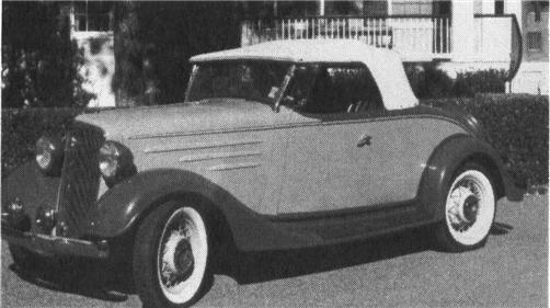 1934 CHEVROLET - Master, 6-cyl  | Old Cars Weekly Reports