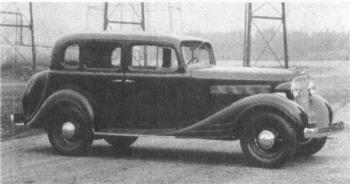 1934 PONTIAC - Model 603, 8-cyl  | Old Cars Weekly Reports