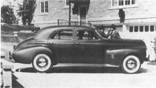 1940 OLDSMOBILE Series 90, 8-cyl.