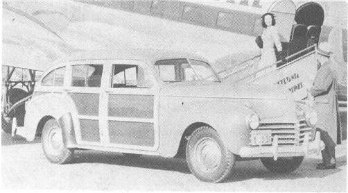1941 CHRYSLER Royal, 6-cyl., 121.5