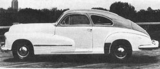 1946 OLDSMOBILE Dynamic Cruiser, Series 76, 6-cyl.