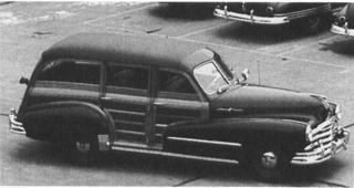 1948 PONTIAC DeLuxe Streamliner, 8-cyl.