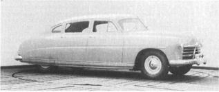1950 HUDSON Pacemaker Series 500, 6-cyl., 119