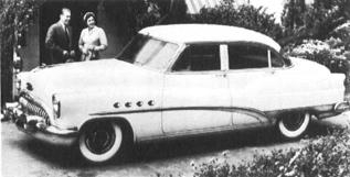 1953 BUICK Roadmaster Series 70, V-8